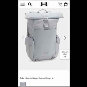 NWT Under Armour Steph Curry Pro Series Backpack